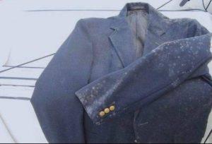 manchas de humedad en ropa