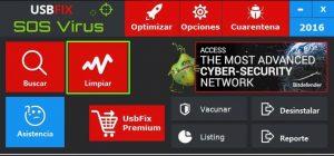 eliminar virus de acceso directo con programa