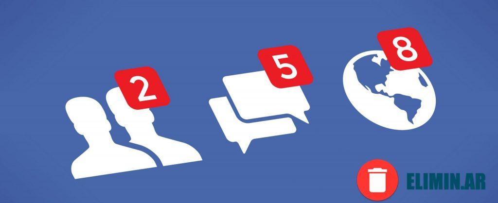 eliminar cuenta de facebook 2020