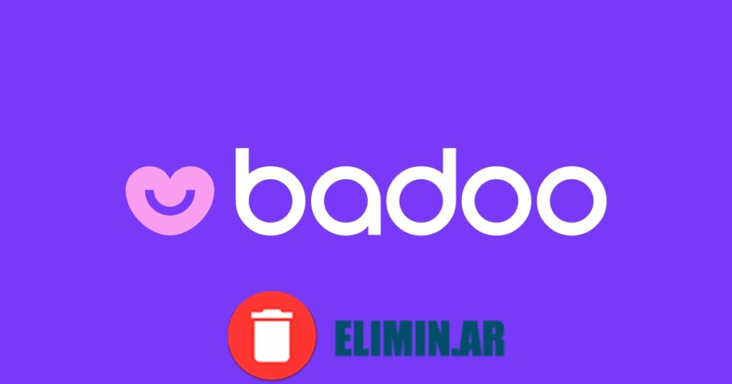 eliminar badoo