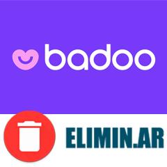eliminar cuenta de badoo